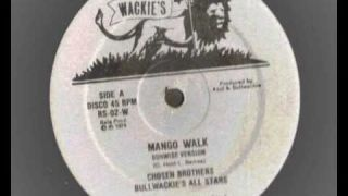The Chosen Brothers - Mango Walk - Heavy Roots Reggae Dubwize.1979 Wackies 12 INCH