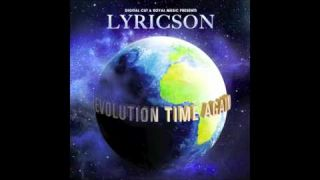 LYRICSON feat BENJAMIN VAUGHN (Midnite) - REVOLUTION TIME AGAIN - 2016
