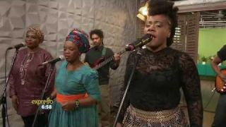 ETANA ft the All Nations Reggae Band - Redemption Song LIVE!
